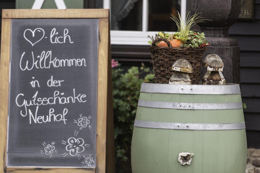 Gutsschänke Neuhof | Hofgut Neuhof